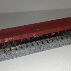 Trenes Escala: FLEISCHMANN N BORDE BAJO 4 EJESL44-114 (CON COMPRA DE 5 LOTES O MAS ENVÍO GRATIS). Lote 187098483