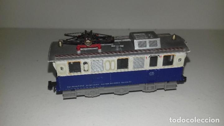 Trenes Escala: FLEISCHMANN N loco 7969 con limpiavias y 3 vagonesL44-117(C/ compra de 5 lotes o mas envío gratis) - Foto 3 - 187098967