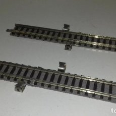 Trenes Escala: FLEISCHMANN N 2 CONECTORES DE CORRIENTEL44-131 (CON COMPRA DE 5 LOTES O MAS ENVÍO GRATIS). Lote 187099776