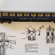 Trenes Escala: FLEISCHMANN N PICCOLO. Lote 190113472