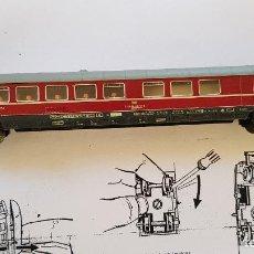 Trenes Escala: FLEISCHMANN N PICCOLO. Lote 190113521