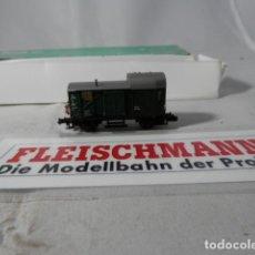 Trenes Escala: VAGÓN FURGON ESCALA N DE FLEISCHMANN . Lote 190908430
