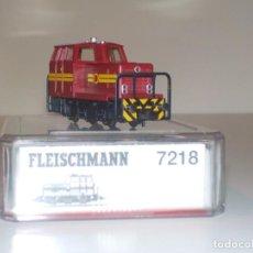 Trenes Escala: LOCOMOTORA FLEISCHMAN 7218 EN ESCALA N. Lote 191877222