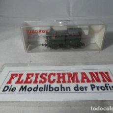 Trenes Escala: VAGÓN FURGON ESCALA N DE FLEISCHMANN . Lote 192377325