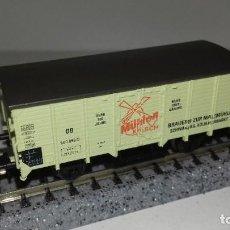 Trenes Escala: FLEISCHMANN N CERRADO L44-242 (CON COMPRA DE 5 LOTES O MAS ENVÍO GRATIS). Lote 193010227