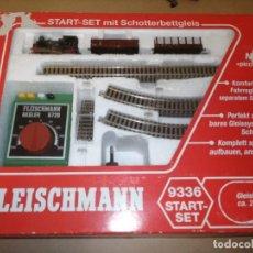 Trenes Escala: FLEISCHMANN START-SET 9336 (N). Lote 193024160