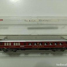 Trenes Escala: VAGÓN DE PASAJEROS - 8133K. Lote 193355515