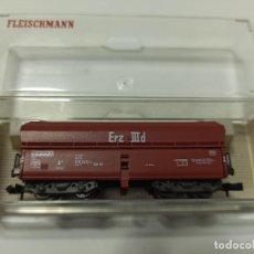 Trenes Escala: VAGÓN DE MERCANCIAS - 8525. Lote 193355946