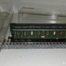 Trenes Escala: FLEISCHMANN N PASAJEROS PRUSIANO 4 EJES 8801 L44-273 (CON COMPRA DE 5 LOTES O MAS ENVÍO GRATIS). Lote 194071177