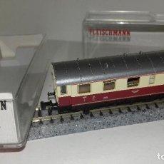 Trenes Escala: FLEISCHMANN N PASAJEROS 2 EJES 8064 L44-276 (CON COMPRA DE 5 LOTES O MAS ENVÍO GRATIS). Lote 194071645