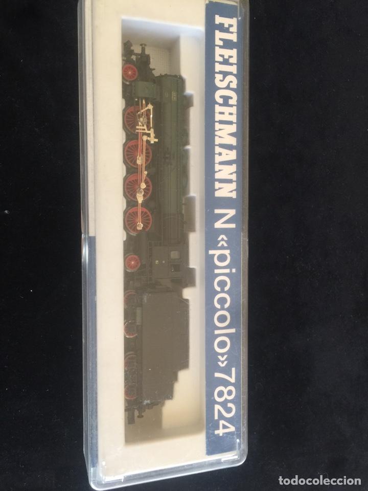 FLEISCHMANN N 7824 (Juguetes - Trenes a Escala N - Fleischmann N)