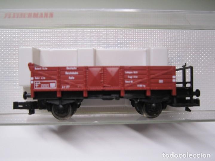 Trenes Escala: FLEISCHMANN N 8203 - Foto 2 - 195213433