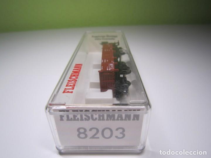 Trenes Escala: FLEISCHMANN N 8203 - Foto 3 - 195213433