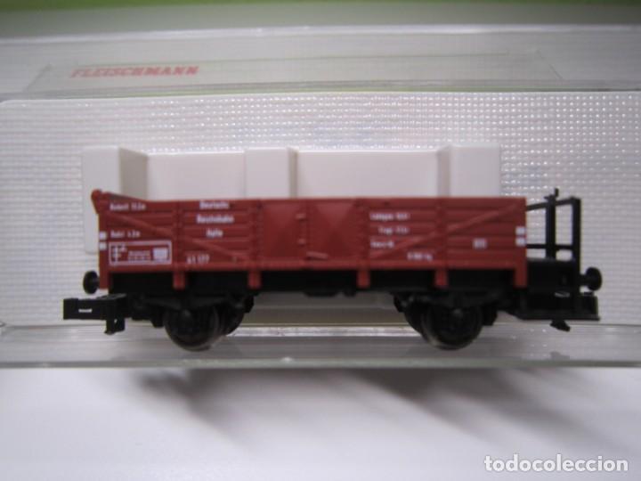FLEISCHMANN N 8203 (Juguetes - Trenes a Escala N - Fleischmann N)