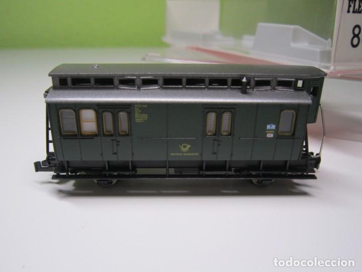 Trenes Escala: FLEISCHMANN N 8050. VAGON CORREO - Foto 5 - 195213691