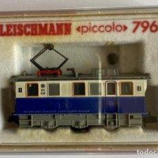 Trenes Escala: LOCOMOTORA FLEISCHMANN 7969 ELDELWEIS. Lote 202588866