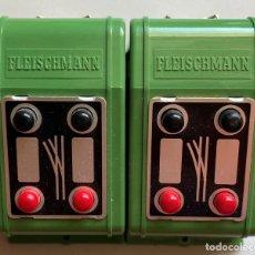 Trenes Escala: FLEISCHMANN - 2 X DESVÍOS DOBLES - 6920. Lote 203384138