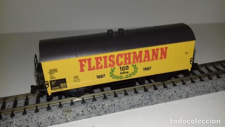FLEISCHMANN N CERRADO L45-105 (CON COMPRA DE 5 LOTES O MAS ENVÍO GRATIS) (Juguetes - Trenes a Escala N - Fleischmann N)