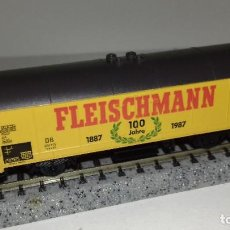 Trenes Escala: FLEISCHMANN N CERRADO L45-105 (CON COMPRA DE 5 LOTES O MAS ENVÍO GRATIS). Lote 203503481