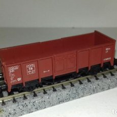 Trenes Escala: FLEISCHMANN N BORDE ALTO 2 EJES L45- 108 (CON COMPRA DE 5 LOTES O MAS ENVÍO GRATIS). Lote 203618645