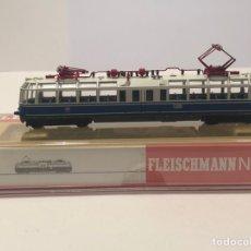 Trenes Escala: FLEISCHMANN LOCOMOTORA PICCOLO REFERENCIA 7411, ESCALA N. Lote 204398526