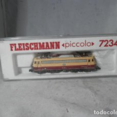 Trains Échelle: LOCOMOTORA ELECTRICA DE LA DB ESCALA N DE FLEISCHMANN. Lote 207718611