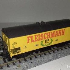 Trenes Escala: FLEISCHMANN N CERRADO --- L45-247 (CON COMPRA DE 5 LOTES O MAS, ENVÍO GRATIS). Lote 208751633