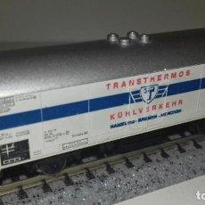 Trenes Escala: FLEISCHMANN N FRIGORIFICO --- L46-012 (CON COMPRA DE 5 LOTES O MAS, ENVÍO GRATIS). Lote 212396862