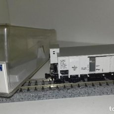 Trenes Escala: FLEISCHMANN N PUERTAS CORREDERAS CABINA 8880 --- L46-087 (CON COMPRA DE 5 LOTES O MAS, ENVÍO GRATIS). Lote 213884532