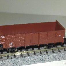 Trenes Escala: FLEISCHMANN N BORDE ALTO 2 EJES --- L46-089 (CON COMPRA DE 5 LOTES O MAS, ENVÍO GRATIS). Lote 213884682