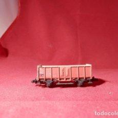 Trenes Escala: VAGÓN BORDE ALTO ESCALA N DE FLEISCHAMNN. Lote 215771641