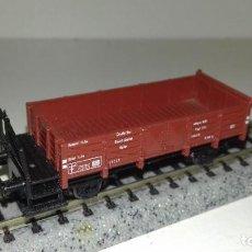 Trenes Escala: FLEISCHMANN N BORDE MEDIO CON BARANDILLA -- L25-245 (CON COMPRA DE 5 LOTES O MAS, ENVÍO GRATIS). Lote 217263468