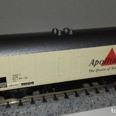 Trenes Escala: FLEISCHMANN N CERRADO -- L25-246 (CON COMPRA DE 5 LOTES O MAS, ENVÍO GRATIS). Lote 217263597