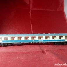 Trenes Escala: VAGÓN PASAJEROS DE LA DB ESCALA N DE FLEISCHMANN. Lote 217290828