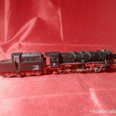 Trenes Escala: LOCOMOTORA VAPOR DE LA DB ESCALA N DE FLEISCHAMNN. Lote 217694361