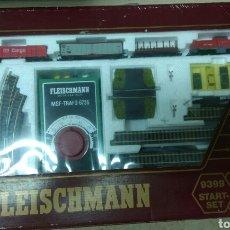 Trenes Escala: TREN FLEISCHMANN N SET DE INICIACIÓN MOD. 9399. Lote 217913300