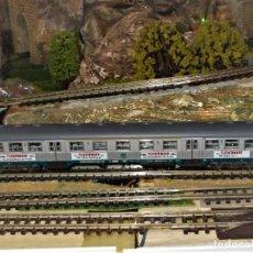 Trenes Escala: VAGÒN PASAJEROS FLEISCHMANN - SIN USO. Lote 218181780