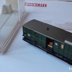 Trenes Escala: VAGON FLEISCHMANN N 8095.. Lote 219068671