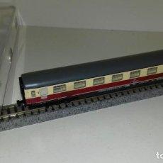 Trenes Escala: FLEISCHMANN N PASAJEROS REF 8160 --- L47-065 (CON COMPRA DE 5 LOTES O MAS, ENVÍO GRATIS). Lote 229390185