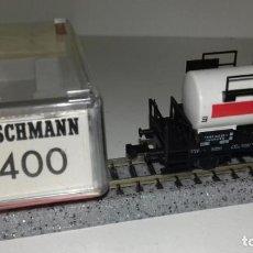 Trenes Escala: FLEISCHMANN N CISTERNA 2 EJES ESSO 8400 --- L47-071 (CON COMPRA DE 5 LOTES O MAS, ENVÍO GRATIS). Lote 229587490