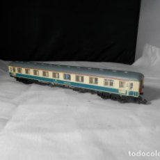 Comboios Escala: VAGÓN PASAJEROS DE LA DB ESCALA N DE FLEISCHMANN. Lote 233127180