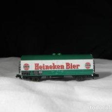 Comboios Escala: VAGÓN CERRADO ESCALA N DE FLEISCHMANN. Lote 233412055