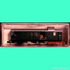 Trenes Escala: MAQUETA VAGON DE TREN FLEISCHMANN, 8060. Lote 242095015