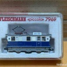 Trenes Escala: LOCOMOTORA FLEISCHMANN. Lote 245601405