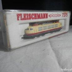 Trenes Escala: LOCOMOTORA ELECTRICA DE LA DB ESCALA N DE FLEISCHMANN. Lote 245962265