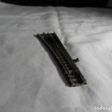 Trenes Escala: DESVIO MANUAL ESCALA N DE FLEISCHMANN. Lote 247625945
