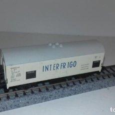 Trenes Escala: FLEISCHMANN N CERRADO FRIGORÍFICO -- L48-207 (CON COMPRA DE 5 LOTES O MAS, ENVÍO GRATIS). Lote 249045805