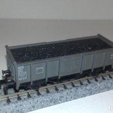 Trenes Escala: FLEISCHMANN N BORDE ALTO CARGA CARBÓN -- L48-217 (CON COMPRA DE 5 LOTES O MAS, ENVÍO GRATIS). Lote 249542300