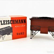 Trenes Escala: FLEISCHMANN PICCOLO 9482 TORRE DE DESCARGA. Lote 254576405