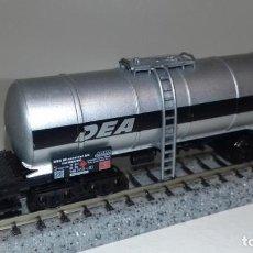 Trenes Escala: FLEISCHMANN N CISTERNA 4 EJES DEA -- L49-005 (CON COMPRA DE 5 LOTES O MAS, ENVÍO GRATIS). Lote 254590635